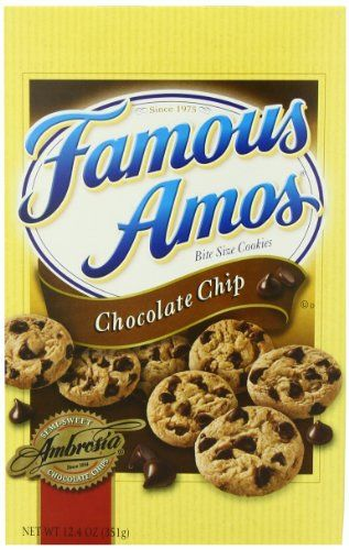 Keebler Famous Amos Chocolate Chip Cookies, 12.4-ounce (Pack of 6) - http://bestchocolateshop.com/keebler-famous-amos-chocolate-chip-cookies-12-4-ounce-pack-of-6-2/