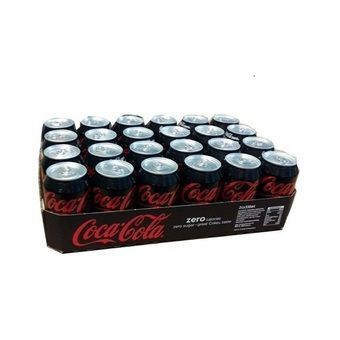Buy COCA-COLA ZERO (24 CANS X 330ML) online at Lazada Singapore. Discount prices and promotional sale on all Water and Softdrinks. Free Shipping.