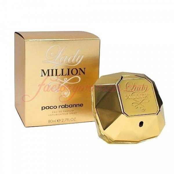 PACO RABANNE LADY MILLION EAU DE PERFUME 80ML VAPO.