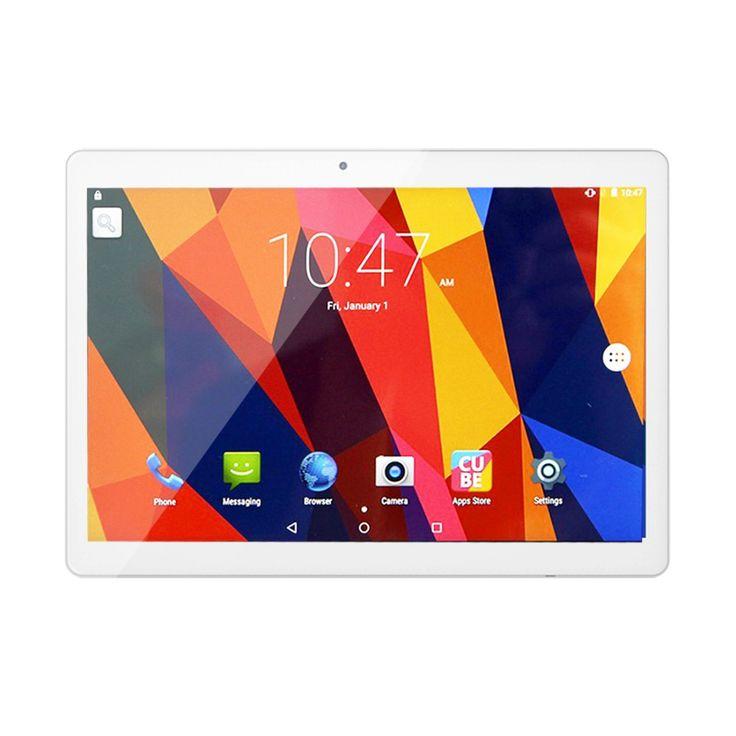 Original Cube U63 9.6 inch Android 5.1 MTK MT6580 Quad Core 1GB RAM 16GB ROM 3G Phone Call Tablet PC, Support OTG GPS Dual SIM