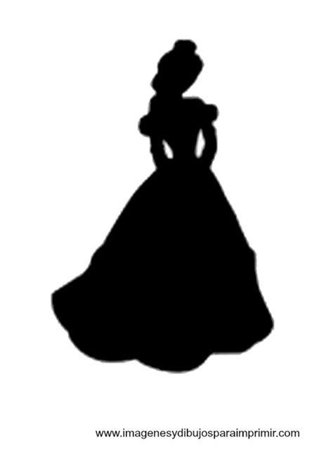 Disney Princess Silhouette Printables - Bing Images