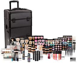 Professional Makeup Kit - 401 w/ Rolling Case – Makeup Artist Network Online Store