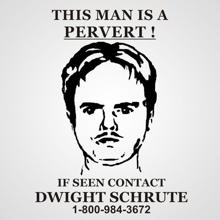 Dwight Schrute Crewneck Sweatshirt