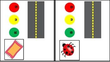 These cards are to help with phonemic segmentation. The student takes a car and drives it on the road to practice sounding out words. Enjoy!
