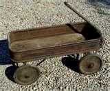 1920's Wagon1920S Wagon, 1920 S Wagon, Red Wagon