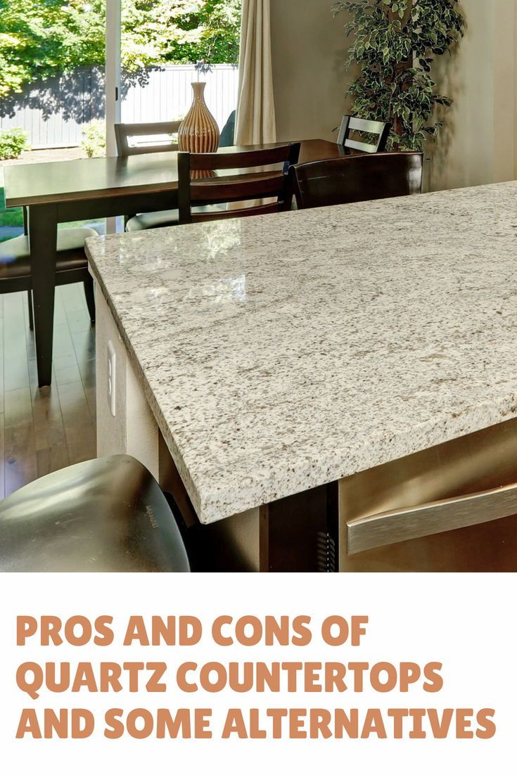 Pros And Cons Of Quartz Countertops And Some Alternatives