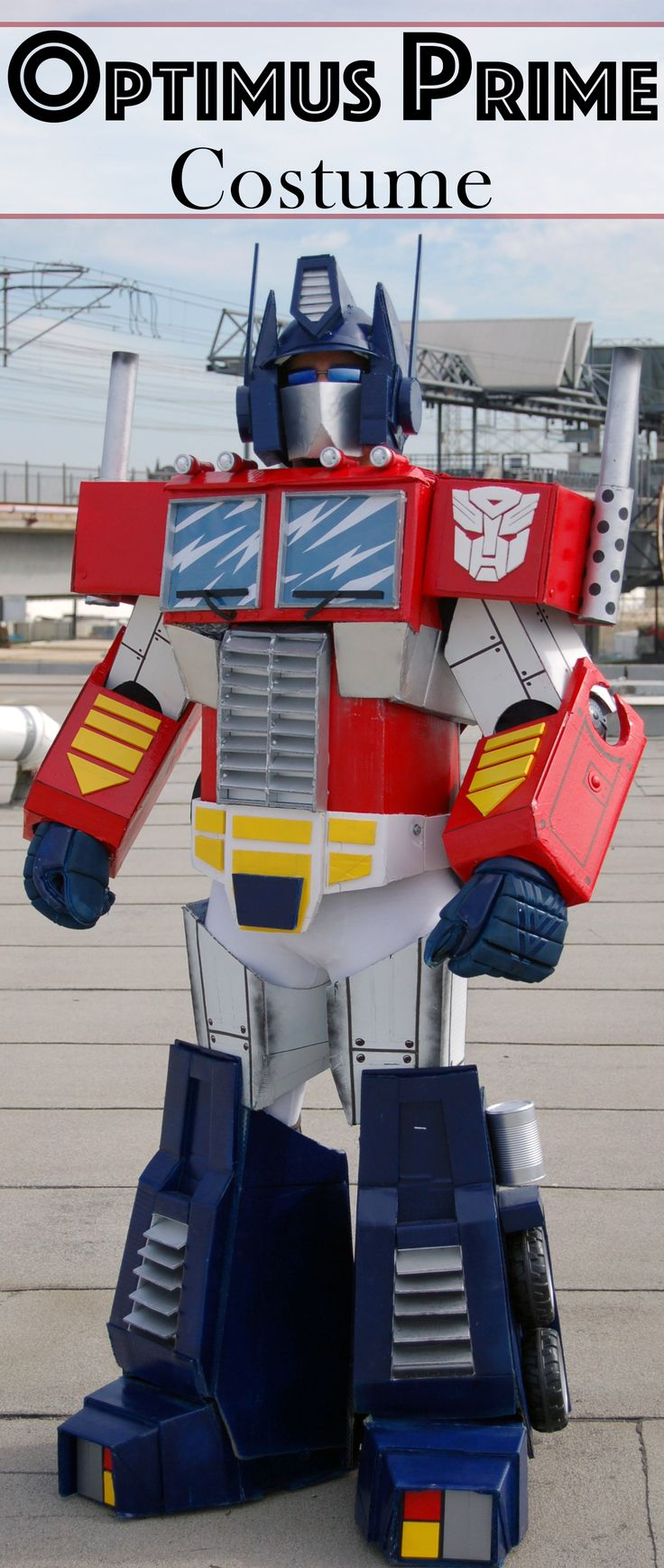 Best 20+ Transformer costume ideas on Pinterest | Optimus prime ...