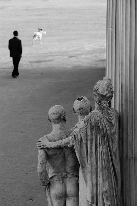 Jardin des Tuileries, Paris.  Beautiful photo.