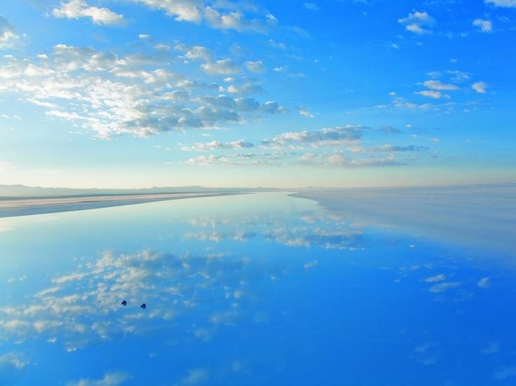 Salt marshes, Altiplano