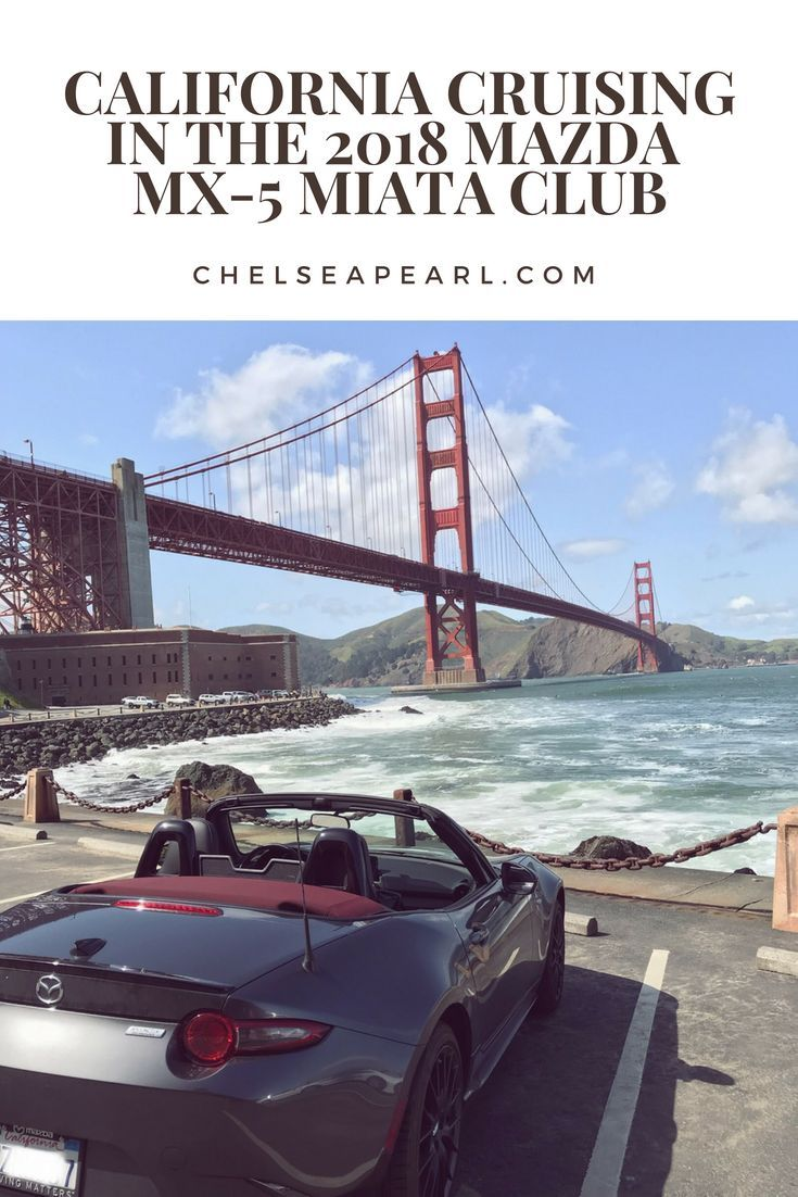 Mazda San Francisco >> California Cruising Visit The United States Miata Club