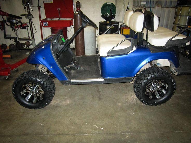 1000 ideas about golf cart rims on pinterest aluminum for Golf cart motor repair