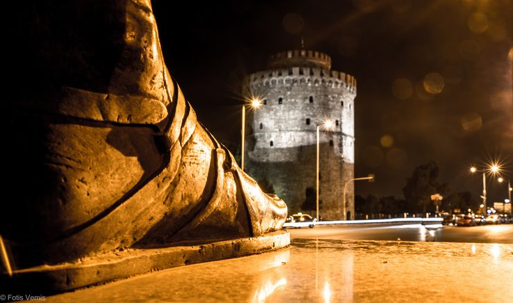 Philip II's Eternal Vigilance -  Thessaloniki, capital of #Macedonia a province of northern #Greece and an ancient Greek kingdom