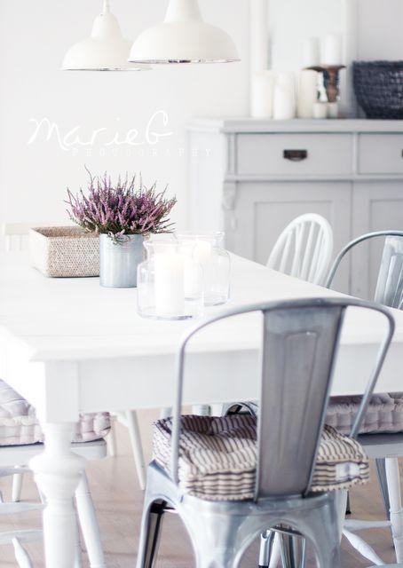 EN MI ESPACIO VITAL: Muebles Recuperados y Decoración Vintage: Un toque vintage metálico { Metalic and vintage}