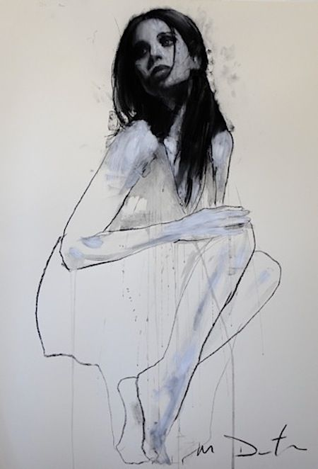 Mark Demsteader – Collagen|Drawings [5 Pictures]