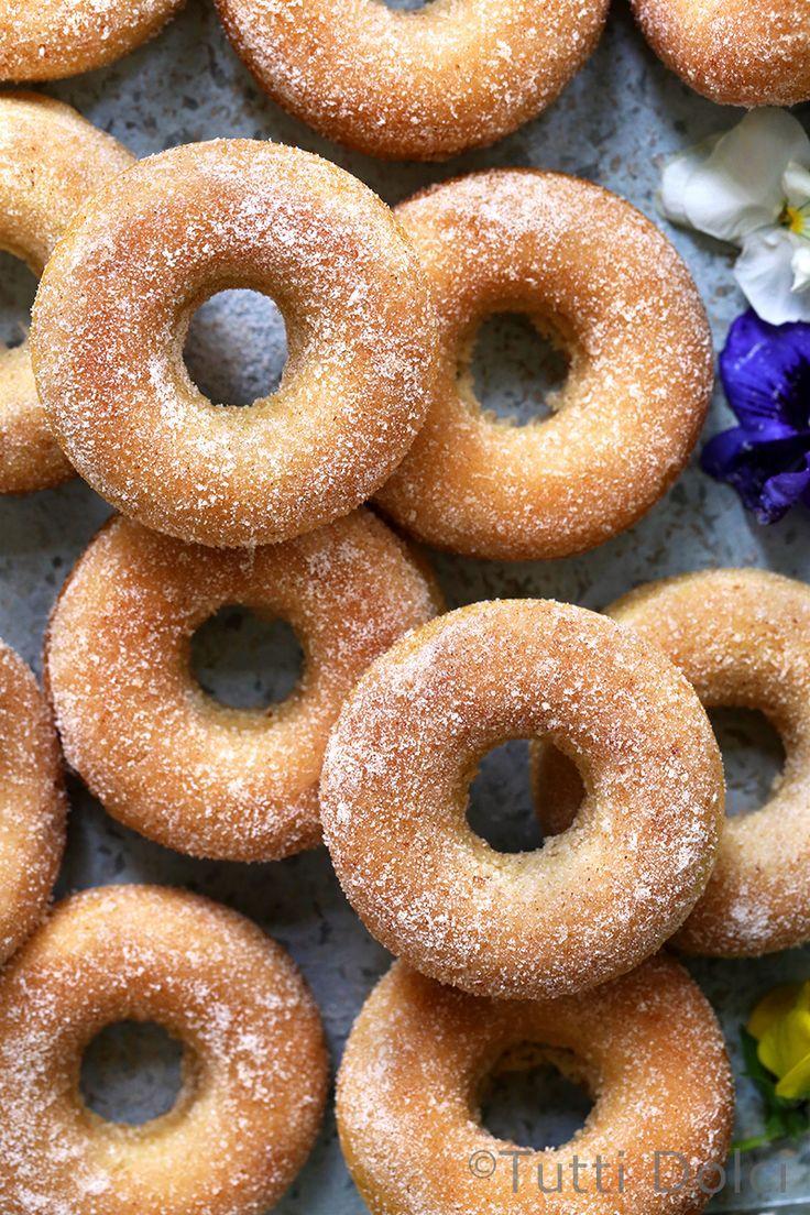 doughnuts | baked doughnuts | doughnut recipe
