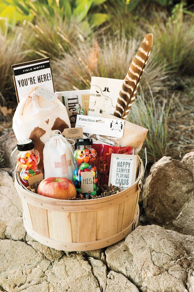 The 25+ best Wedding welcome baskets ideas on Pinterest | Welcome ...