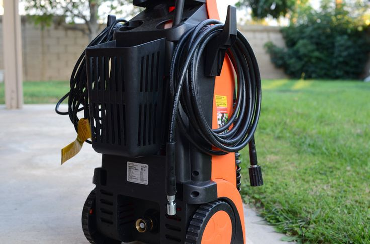 Guide To Buying a Pressure or Power Washer