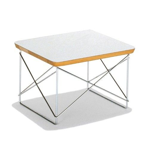 Eames® Wire-Base Table