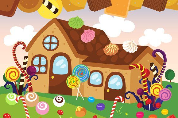 Hansel And Gretel Cookies House Cookie House Hansel And Gretel House Creative Project
