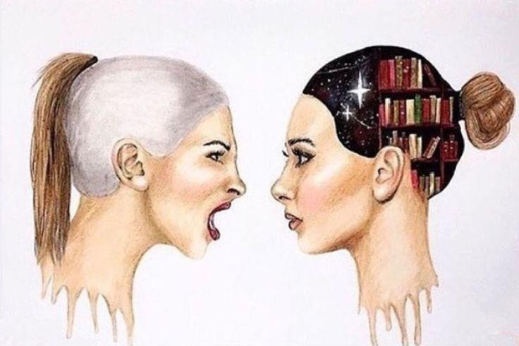Αληθινές ιστορίες: Όσο πιο άδειος ο άνθρωπος, τόσο πιο πολύ θόρυβο κάνει μιλώντας!!