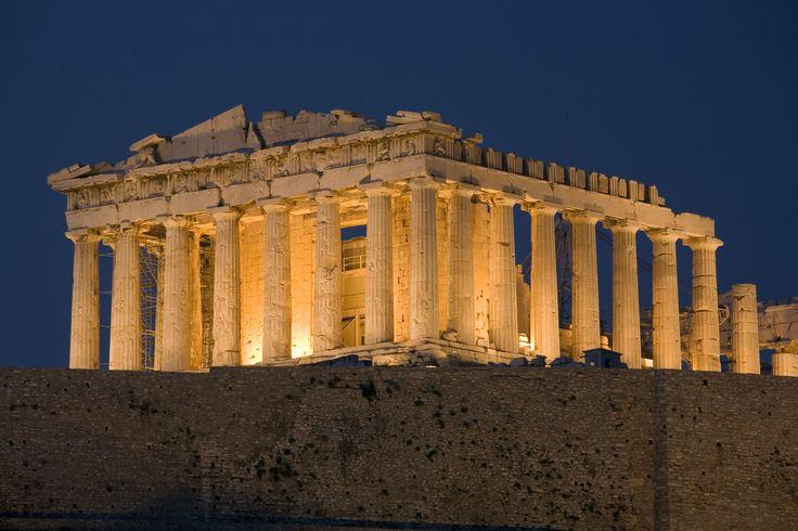 Episode 5 - Parthenon at Midnight