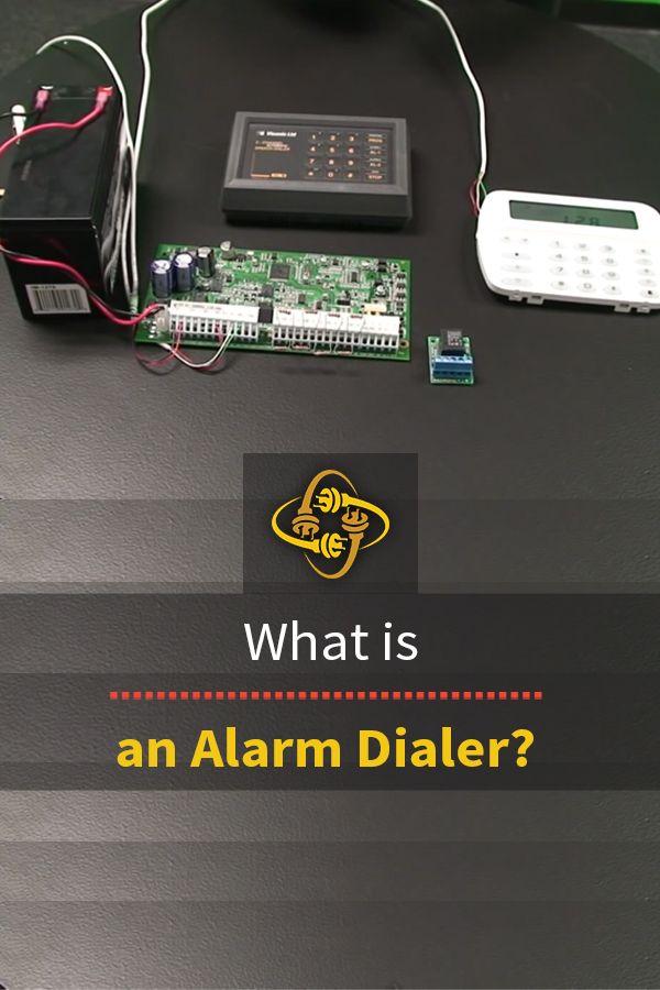 Alarm Auto Dialer Basic Electrical Engineering Electrical Engineering Technology Electronic Engineering