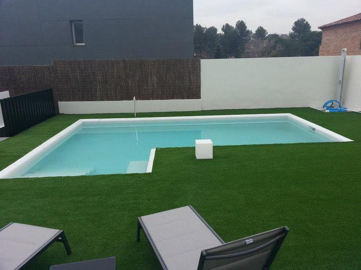 7 best piscinas preblau images on pinterest pools for Piscina valldoreix