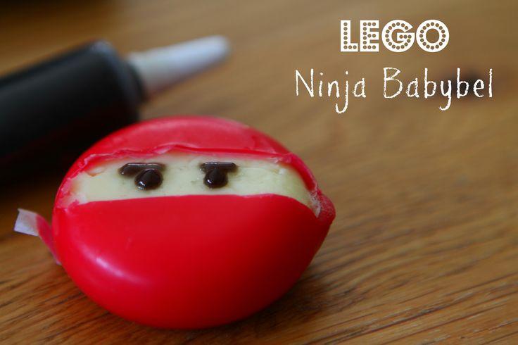 lego Ninja babybel