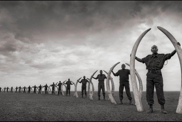 Powerful African Photography by Nick Brandt