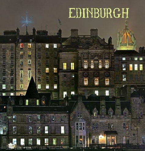 DesignSponge City Guide to Edinburgh