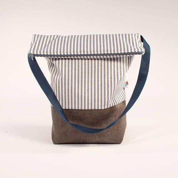 Sac à lunch réutilisable intérieur nylon imperméable sac