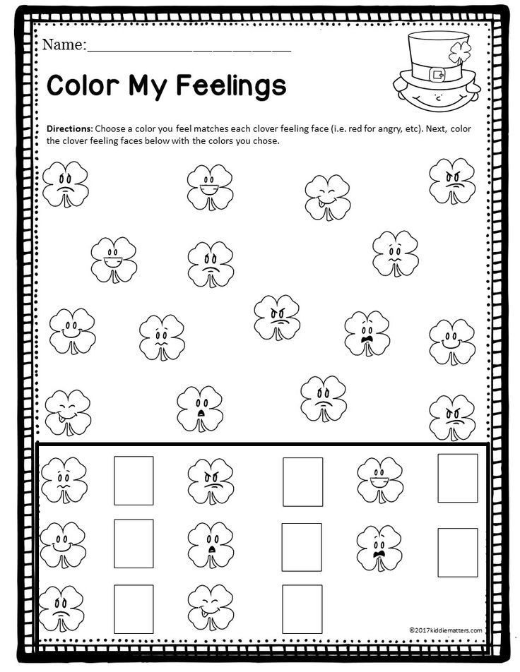 82 best Preschool Feelings Activities images on Pinterest ...