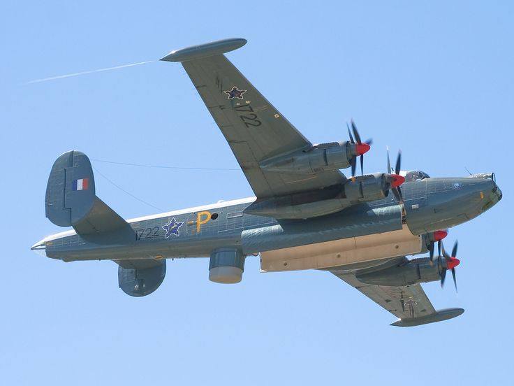 South African Air Force Shackleton