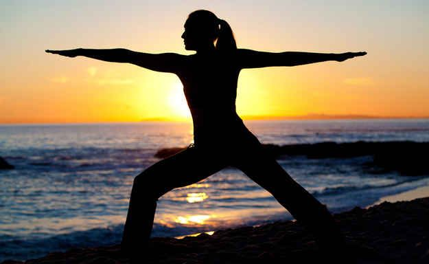 Warrior Pose | 11 Beginner's Yoga Poses To Help You Get Started