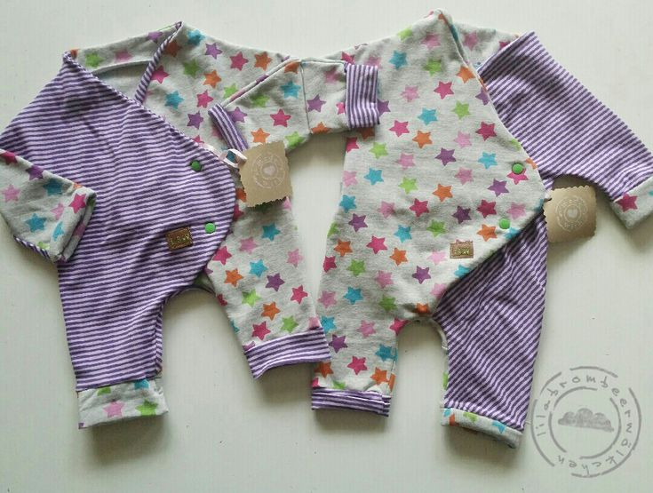 Freebook Babyjumpsuit Tutorial