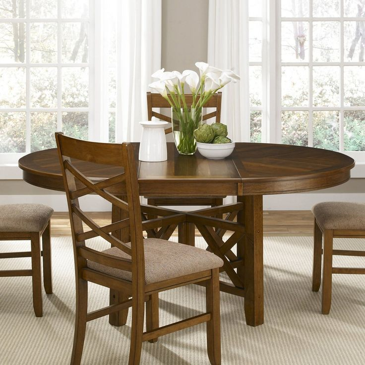 Bistro II Five Piece Oval Table And Side Chair Dining Set By Liberty Furniture