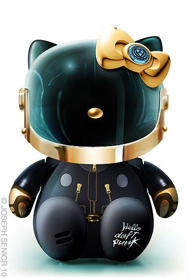 Amazing Hello Kitty Collection by Joseph Senior | Abduzeedo Design Inspiration  Tutorials