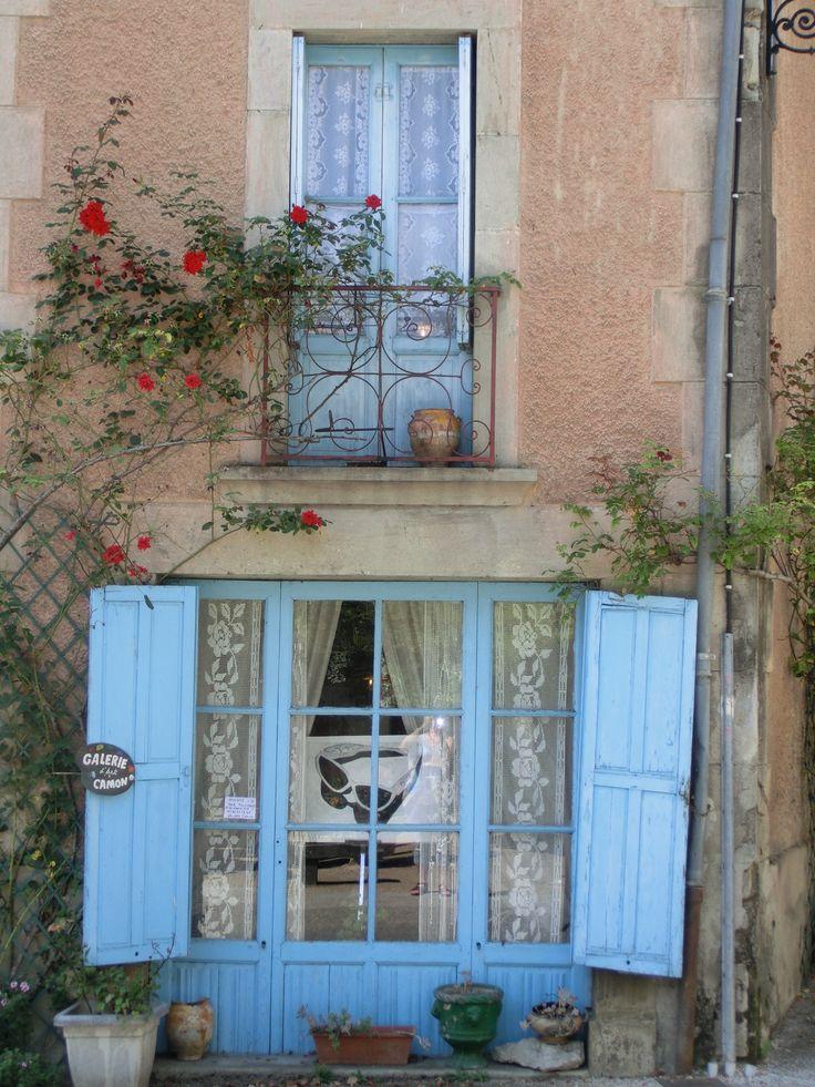 Franse luiken in alle kleuren