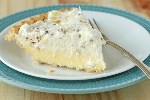 Photos Of Furrs Cafeteria Pineapple Millionaire Pie Recipe - Food.com