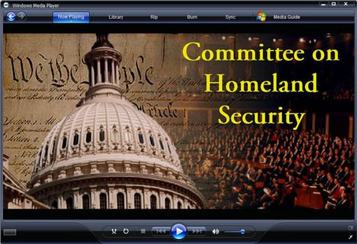 House Committee on Homeland Security Markup: HR 3202, HR 3488, HR 3846, HR 4263, HR 4289, HR 4802, HR 4803, and Honor Flight Act