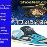 Nike-High-Tops-Blue - Wholesale Shoes