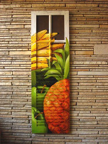 blog de decoração - Arquitrecos: Aquela velha veneziana de madeira...