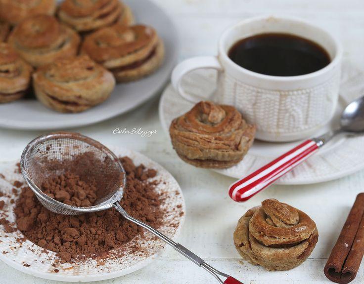 Полезные булочки с корицей краффины | Рецепты правильного питания - Эстер Слезингер