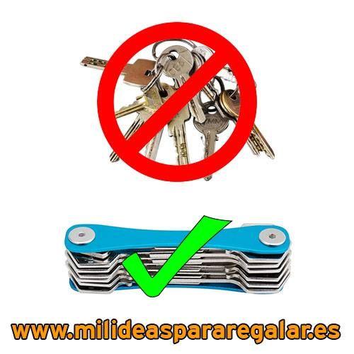Llega el organizador de llaves. Di adiós a tu antiguo llavero. http://www.milideaspararegalar.es/blog/llega-el-organizador-de-llaves/