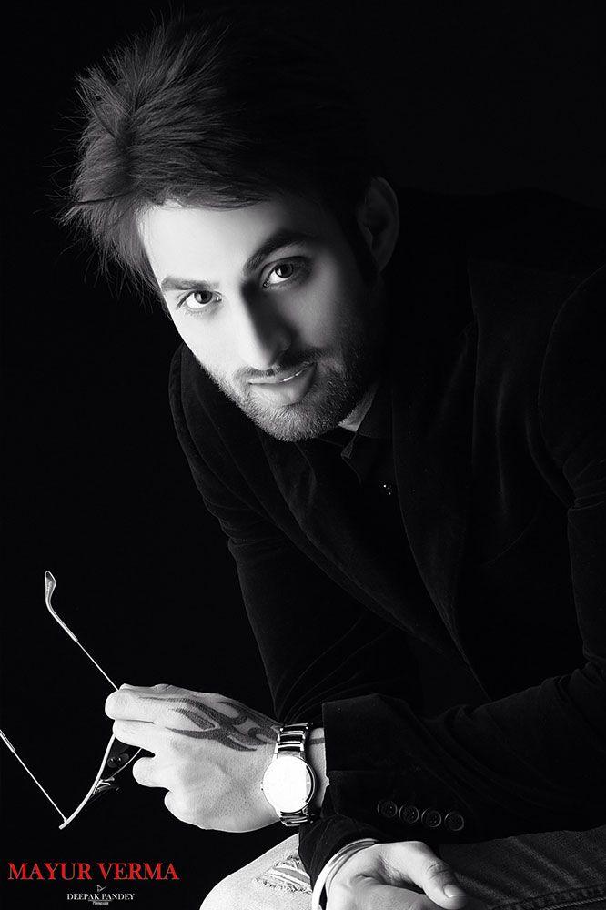 mayur verma he is mine best friend, he is an actor