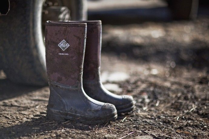 Original Muck Boots Now Available
