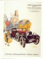 Клуб Филокартист :: Каталог открыток :: Audi 18 Typ M