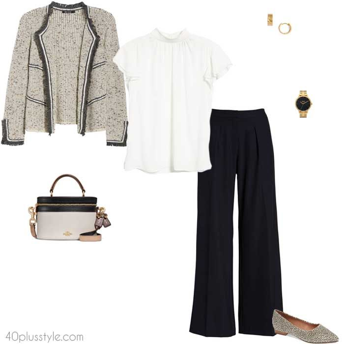 How To Wear A Cardigan Without Looking Frumpy 11 Cardigan Outfits To Try Cardigan Outfits Business Casual Outfits For Women Professional Work Outfit Business Attire
