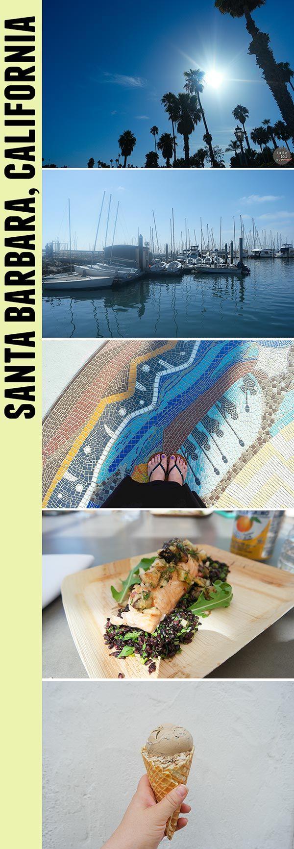 A day in Santa Barbara, California, while on a Princess Cruise.