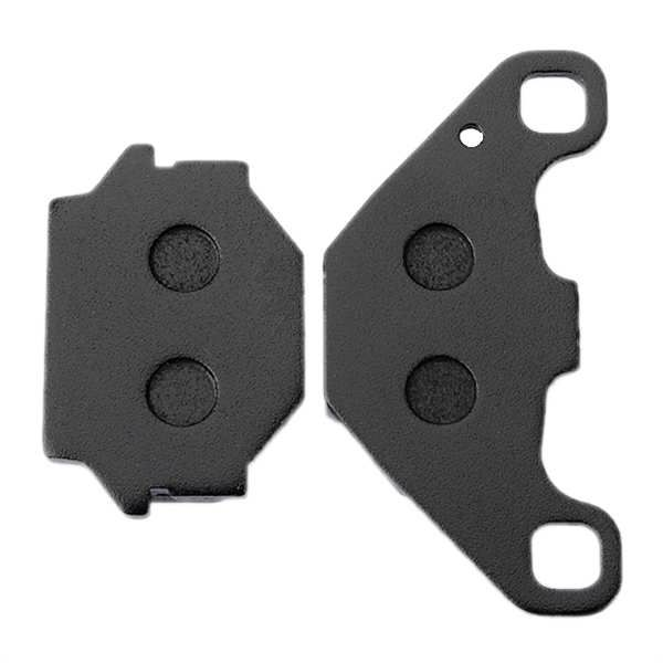 Rear Brake Pads Black For Kawasaki KL650 A1-A18  Worldwide delivery. Original best quality product for 70% of it's real price. Buying this product is extra profitable, because we have good production source. 1 day products dispatch from warehouse. Fast & reliable shipment (7-25...